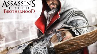 Assassins Creed Brotherhood Game Wallpaper
