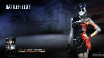 Battlefield 3 French Commander Hd Wallpaper