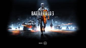 Battlefield 3 Game 2011 wallpaper