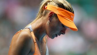 Blondes women maria sharapova olympics 2012 wallpaper