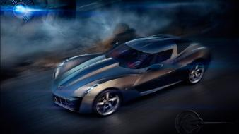 Cars sports corvette stingray wallpaper