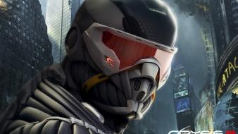 Crysis 2 Game wallpaper