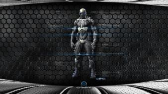 Crysis Nanosuit wallpaper