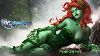 Dc Universe Poison Ivy Wallpaper