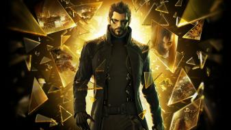 Deus Ex Human Revolution Game wallpaper