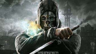 Dishonored 2012 Game wallpaper