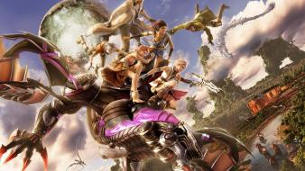 Final Fantasy Xiii Game 5 wallpaper