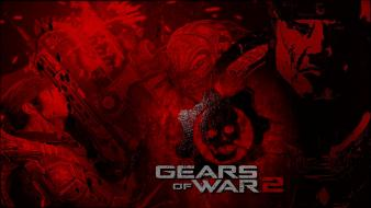 Gears Of War 2 Game Hd wallpaper