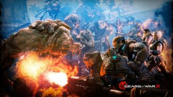 Gears Of War 3 Battle wallpaper