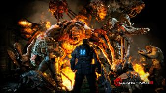 Gears Of War 3 Mission wallpaper