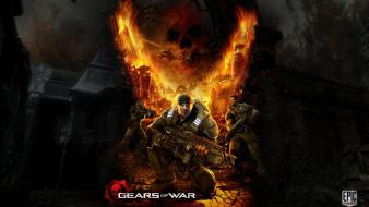 Gears Of War Game wallpaper