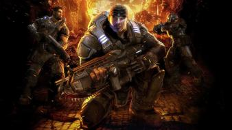 Gears Of War Hd 1080p Hd wallpaper