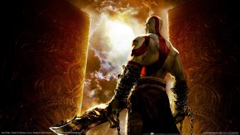 God Of War Chains Of Olympus Hd wallpaper
