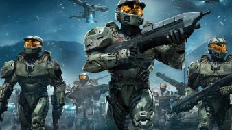 Halo Wars Game 2 wallpaper