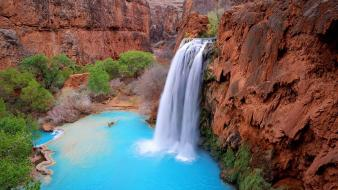 Havasu falls arizona wallpaper