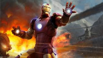 Iron Man Hd Game Hd wallpaper