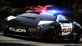 Lamborghini Reventon Hot Pursuit wallpaper