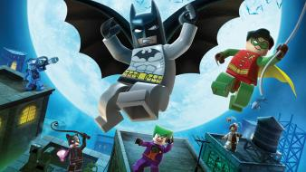 Lego Batman Game Wallpaper