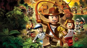 Lego Indiana Jones Game Wallpaper