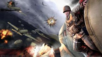 Medal Of Honor Airborne Hd wallpaper