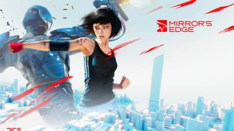 Mirrors Edge Game wallpaper