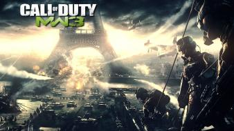 Modern Warfare 3 Paris wallpaper