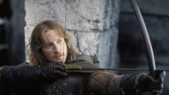 Of rings faramir scene archer david wenham wallpaper