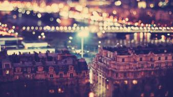 Paris landscapes cityscapes france bokeh wallpaper