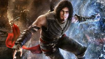 Prince Of Persia Forgotten Sands Game Wallpaper