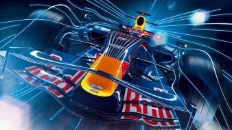 Red Bull F1 wallpaper