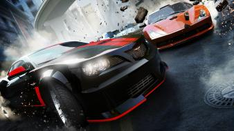Ridge Racer Unbounded 2012 Hd wallpaper