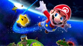 Super Mario Galaxy Hd wallpaper