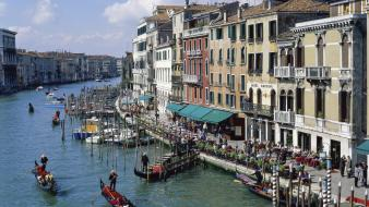 The grand canal of venice italy wallpaper