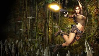 Tomb Raider Pc Game wallpaper