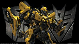 Transformers The Game Bumble Bee Hd wallpaper