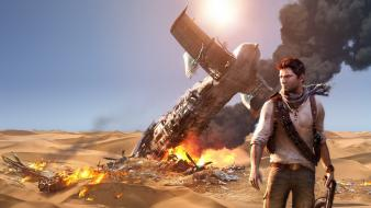Uncharted 3 Drakes Deception wallpaper