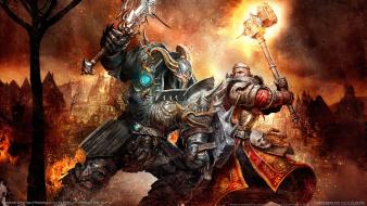 Warhammer Age Of Reckoning Hd wallpaper