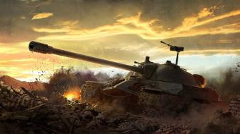 World Of Tanks Game Hd wallpaper