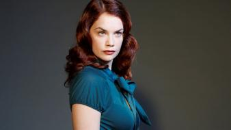 Alice morgan ruth wilson blue eyes redheads wallpaper