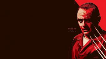 Anthony hopkins hannibal lecter cannibalism fan art wallpaper