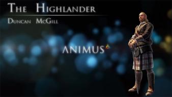 Assassins creed highlander 3 entertainment wallpaper