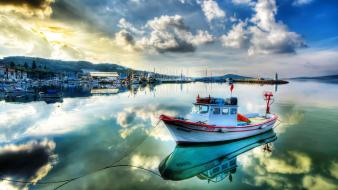 Ayvalık turkey cities cityscapes landscapes wallpaper