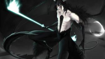 Bleach espada ulquiorra cifer realistic wallpaper