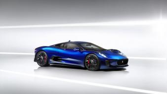 Cars studio jaguar prototype automobile c wallpaper