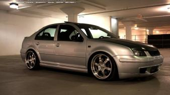 Cars tuning volkswagen jetta a4 bora wallpaper