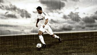 Cristiano ronaldo real madrid football players soccer sports wallpaper