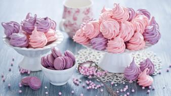 Food sugar candies cakes sweets wallpaper