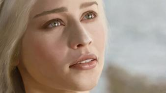 Game of thrones tv series emilia clarke wallpaper