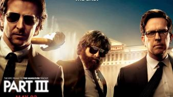 Hangover part iii zach galifianakis movie posters wallpaper