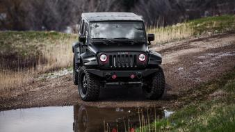 Jeep wrangler cars tuning wallpaper